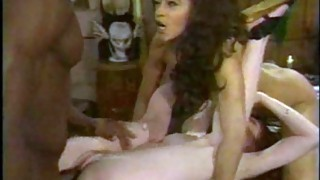 Vaginal Sex;Masturbation;Oral Sex;Black-haired;Redhead;Small Tits;Caucasian;Interracial;Vaginal Masturbation;Blowjob;Licking Vagina;Position 69;Tattoos;Cum Shot;Vintage;Threesome