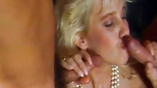 Vaginal Sex;Oral Sex;Blonde;Big Tits;Caucasian;Blowjob;Vintage;Threesome