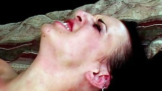 Couple;Vaginal Sex;Masturbation;Oral Sex;Anal Sex;Black-haired;Small Tits;Caucasian;Vaginal Masturbation;Blowjob;Licking Vagina;Tattoos;Deepthroat;Stockings;Cum Shot;Facial