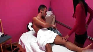 Couple;Masturbation;Asian;Handjob;Massage