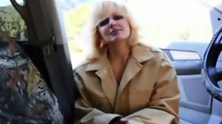 big tits,blonde,blowjob,outdoor,prostitute,sucking,swallow