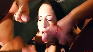 Couple;Oral Sex;Blowjob;Swallow;Cum Shot;Facial;Bukkake;Compilation