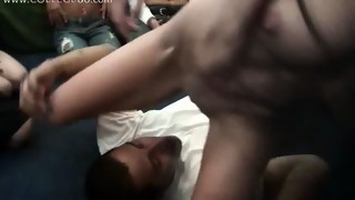 College goupsex intercourse at the party