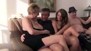 Amateur;German;Group Sex