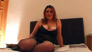 Gangbang;Oral Sex;Big Tits;Caucasian;Blowjob;Shaved;Stockings;Chubby;Cum Shot;Bukkake;BBW