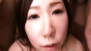 Gangbang;Asian;Cum Shot;Japanese;Compilation