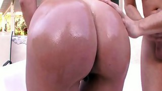 Couple;Brunette;Big Tits;Secretary;Big Cock;Big Ass